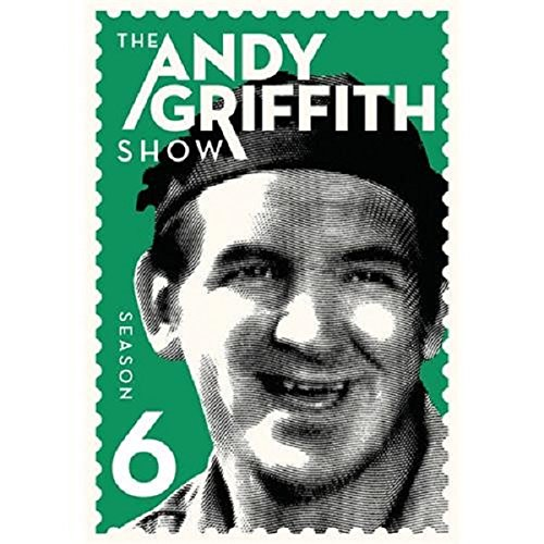 Andy Griffith Show: Season 6 by Paramount Home Entertainment