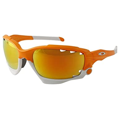 Oakley Jawbone Vented Brille atomic orange fire iridium persimmon ... 2c6122405d3b