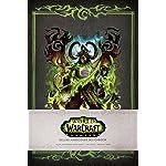 World of Warcraft: Legion Hardcover Blank Sketchbook (1) (Gaming)