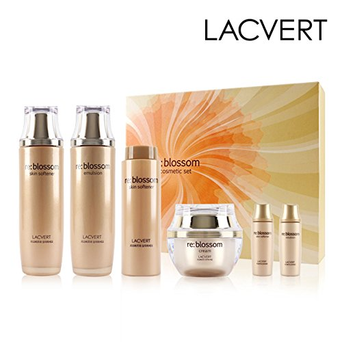 a04d04550057 Amazon.com : [LACVERT] Re:blossom Cosmetic Skin Care Set / Nutrition ...