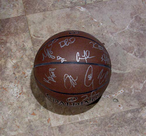 Basketball Signed Team (2018 Golden State WARRIORS AUTOGRAPHED Team SIGNED F.S. Basketball w/COA NBA Champions Stephen Curry Kevin Durant)