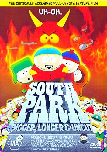South Park - Bigger, Longer And Uncut DVD (South Park Bigger Longer And Uncut 1999)