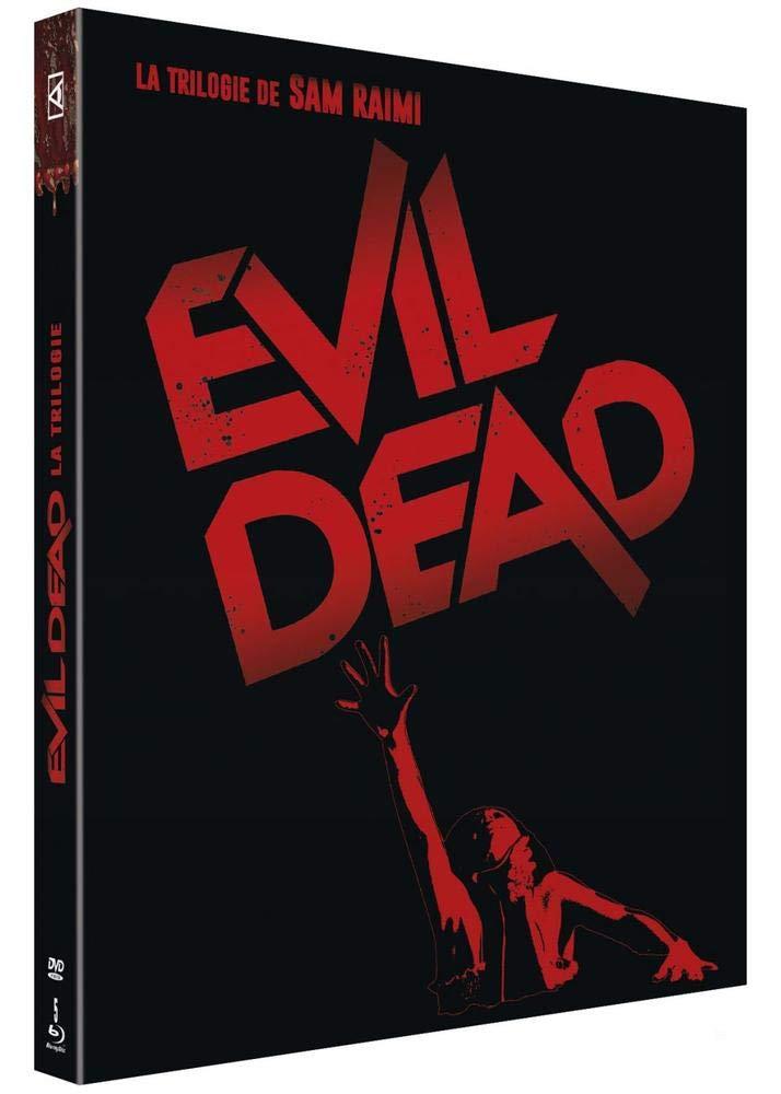 Evil Dead : L'intégrale [Francia] [Blu-ray]