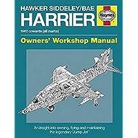 Hawker Siddeley / BAE Harrier Owners' Workshop Manual
