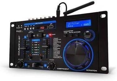 Mesa de mezclas 2 canales con DSP 16 efectos – Ibiza Sound ...