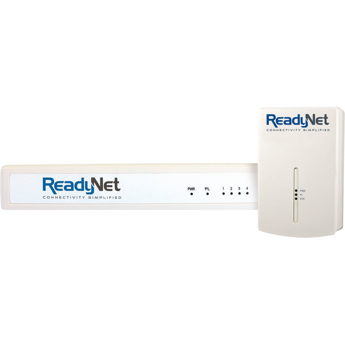 ReadyNet Powerline Network Switch HD Video Kit - 200 Mbps - ESW200 by VOLTBOLT
