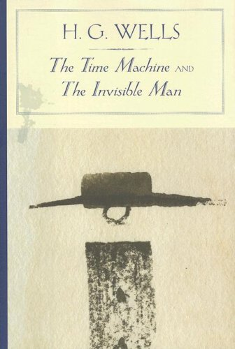 Time Machine Invisible Man product image