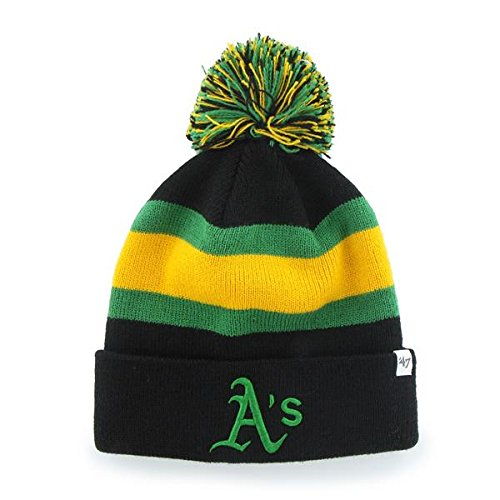 '47 Brand MLB Oakland Athletics '47 Breakaway-Gorro de punto Unisex adulto