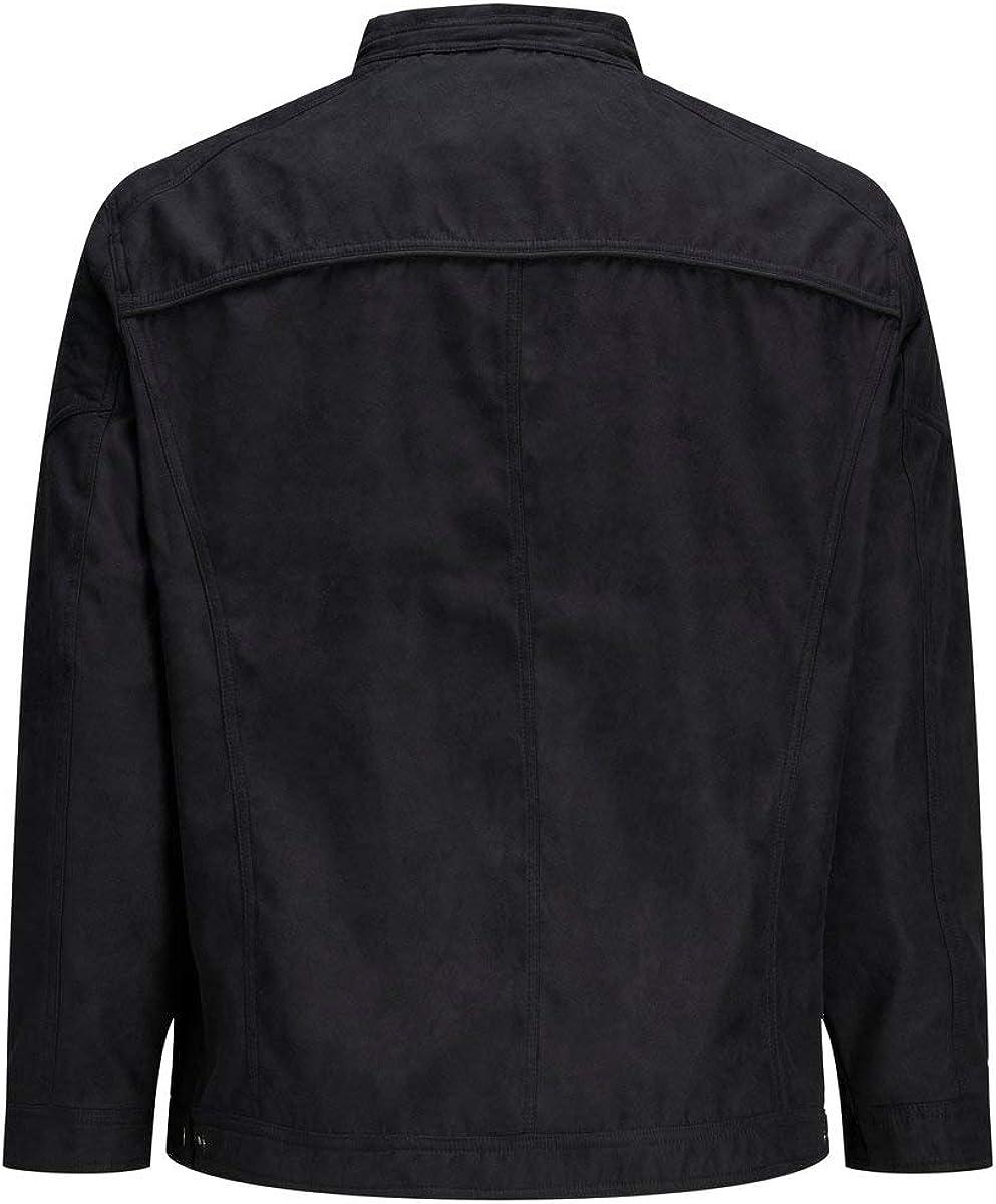 Jack /& Jones Giacca Uomo jcoboom Twist buffer collar 12138329 mode Stepper-Giacca