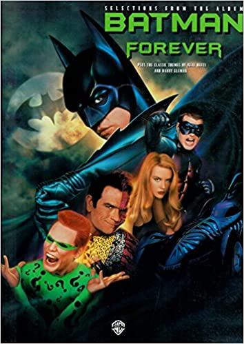 Batman Forever: Selections From the Album (Sheet Music