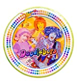 Doodlebops Party Plates (9 inch Large plates)