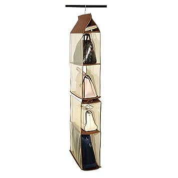 Aufbewahrung Hängend elevavie hängende aufbewahrung kleiderschrank closet organizer
