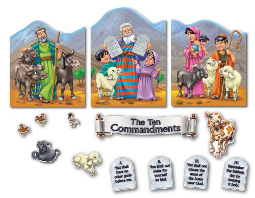 the 3 commandments board game - 9