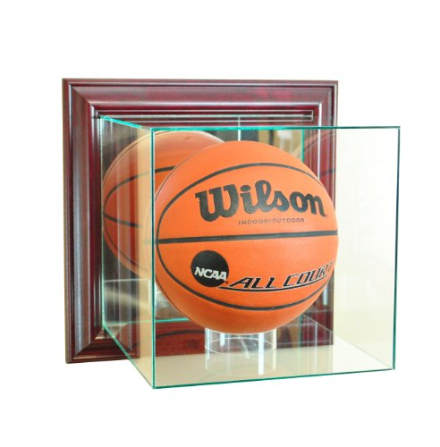 Perfect Cases NBA Wall Mounted Basketball Glass Display Case, ()
