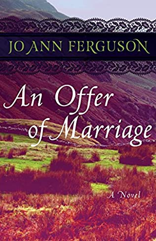 book cover of An Offer of Marriage