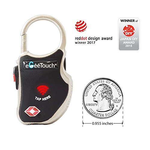 eGeeTouch Luggage Tracker