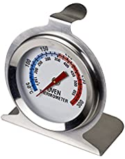 Davis & Waddell D20144 Essentials Stainless Steel Oven Thermometer D6x7cm 50°C to 300°C Temperature Range