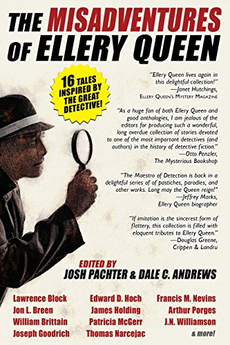 The Misadventures of Ellery Queen
