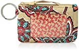 Vera Bradley Iconic Zip ID Case, Signature Cotton, Desert Floral + 1.50 Power