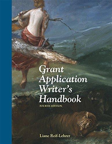 Grant Application Writer's Handbook by Brand: Jones Bartlett Learning