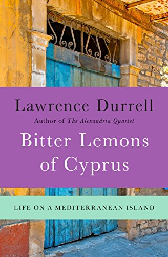 Bitter Lemons of Cyprus: Life on a Mediterranean Island cover
