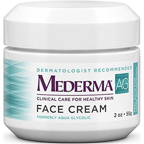 Mederma AG Face Cream 2 oz (Aqua Glycolic Lotion)