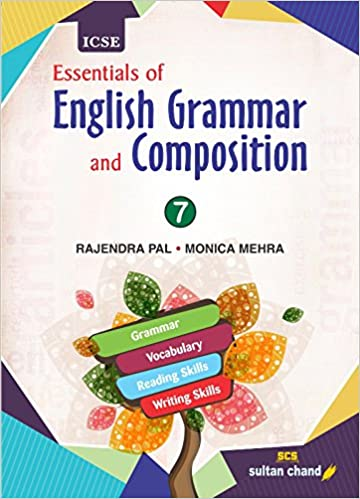 Amazon In Buy Icse Essential English Grammar And Composition For Class 7 2018 19 Session Book Online At Low Prices In India Icse Essential English Grammar And Composition For Class 7 2018 19 Session Reviews Ratings