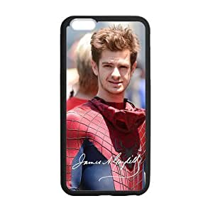 "Classic Style Custom Silicone Hard Rubber Protector Case for iPhone6 Plus 5.5"" - Andrew Garfield"