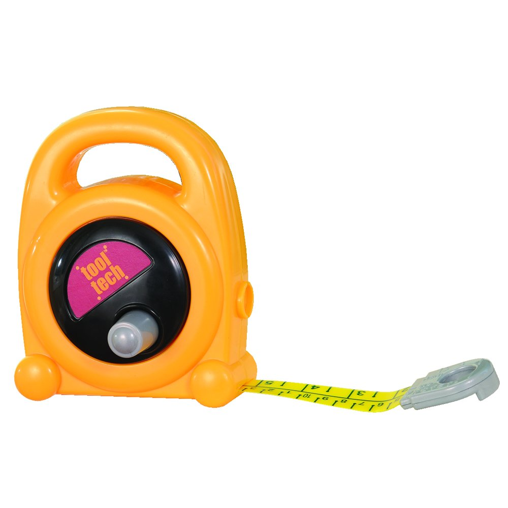 My First Craftsman BAT-2321 Big Tape Measure For Children