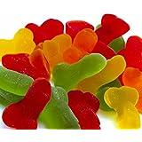 Peter Pecker's Gummy Fruit Flavored Candies 6 oz - Party Fun Wedding Gag