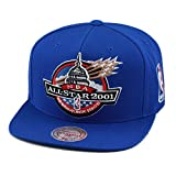 Mitchell & Ness NBA All Star Game Snapback Hat Cap 2001 Washington D.C.