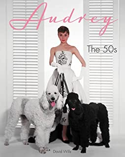 Book Cover: Audrey: The 50s
