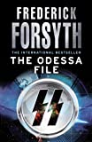 Front cover for the book The Odessa File by Frederick Forsyth