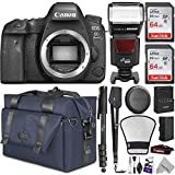 Canon EOS 6D Mark II DSLR Camera Body - WiFi Enabled w/Complete...