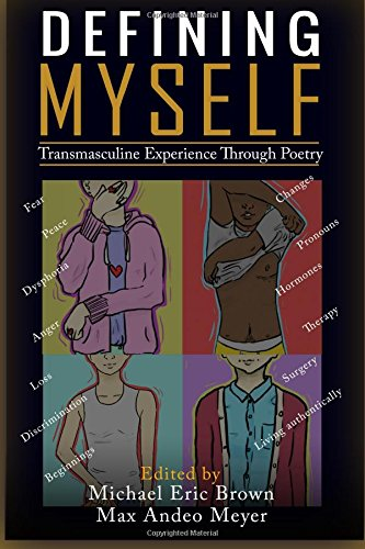 Image result for defining myself transmasculine poetry book