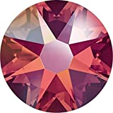 2000, 2058 & 2088 Swarovski Flatback Crystals Non Hotfix Light Siam AB | SS20 (4.7mm) - Pack of 1440 (Wholesale) | Small & Wholesale Packs | Free Delivery
