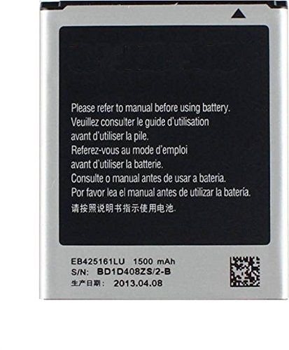 Amnicor Mobile Battery for Samsung Galaxy S7562 EB425161LU Internal Batteries