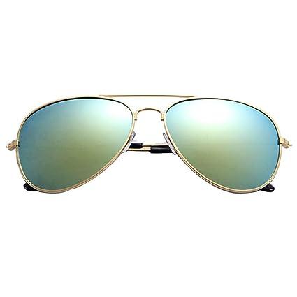 Gafas de sol hombre gafas de sol mujer polarizadas Aviador Unisex gafas de sol vintage sunglasses