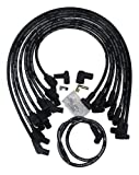 taylor spark plug wires 9mm - Taylor Cable 92032 9mm FirePower Wire Set Race Fit 135 deg. Plug HEI 9mm FirePower Wire Set