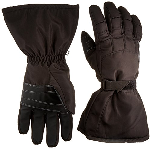 Cold Weather Motorcycle Gloves - 6