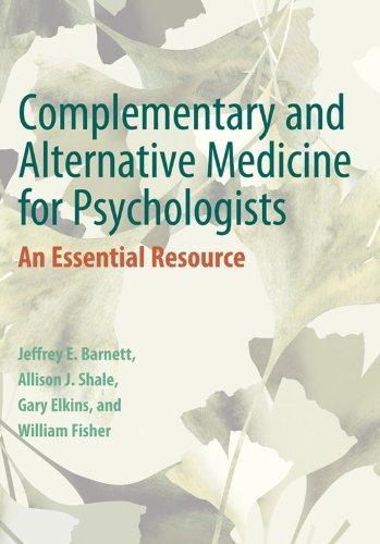Complementary+Alternative Medicine...