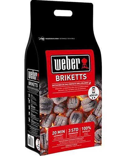 Weber 17590Charcoal–Black, 30x 20x 17cm