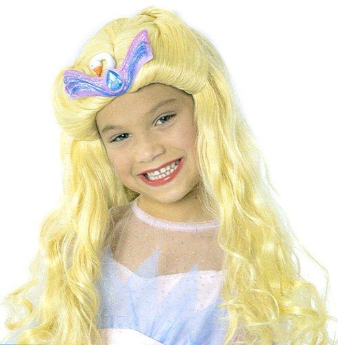 Rubie's Girls 'Barbie of Swan Lake Wig' Halloween Accessory, Blonde -