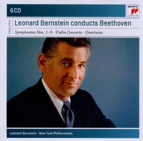 UPC 886976839123, Beethoven: Symphonies 1-9, Violin Concerto, Overtures
