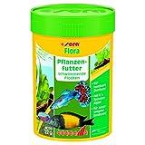 sera Flora 1 Can Fish Food, 0.8 oz/100 ml
