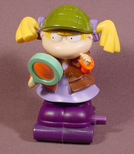 BURGER KING – RUGRATS MOVIE – Sherlock Holmes Angelica, 1998