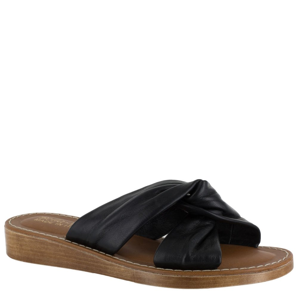 [Bella US|Black Vita] レディース B076DC552Z 7 AA B076DC552Z US|Black レディース Italian Leather Black Italian Leather 7 AA US, シューズランド:8639561f --- imagenesgraciosas.xyz