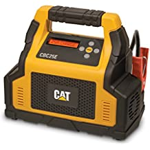 Cat CBC25E 25 Amp Battery Charger with 75 Amp Engine Start