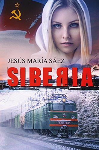 Portada del libro Siberia de Jesus Maria Saez
