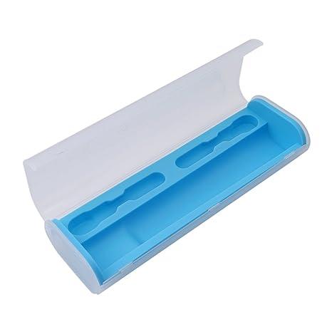 Lalang de almacenamiento caso titular del cepillo de dientes portátil de viaje cepillo de dientes eléctrico